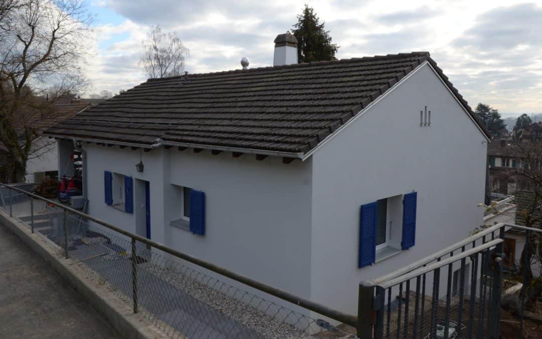 Detached House, Biel/Bienne