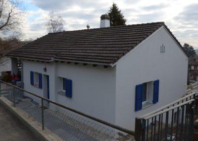 Einfamilienhaus Biel