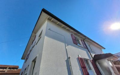 Mehrfamilienhaus in Biel